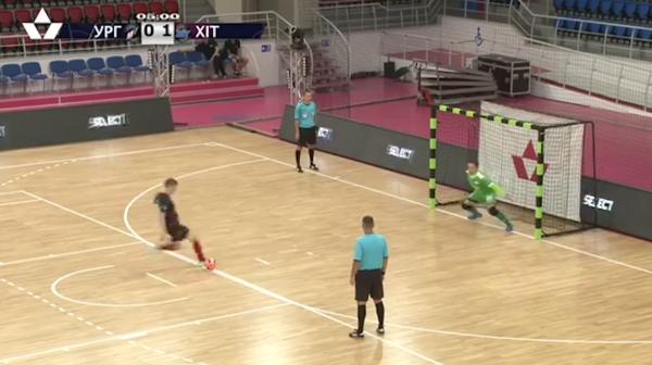 В Запорожье состоялся турнир по футзалу (ФОТО)
