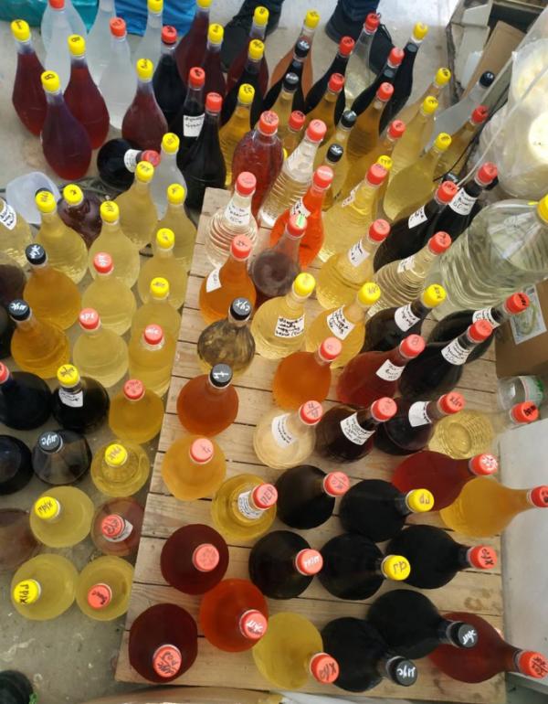 В Запорожской области изъяли большое количество фальсифицированного алкоголя (ФОТО)