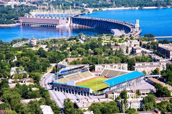 В Запорожье готовятся принимать международные матчи по футболу