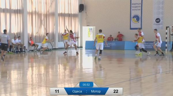 Запорожский чемпион уверенно завершил сезон гандбольной лиги (ФОТО)