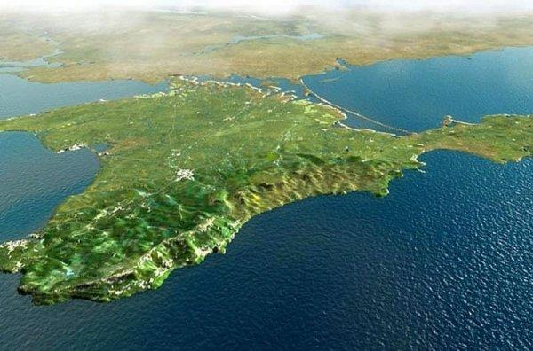 Украина имеет право прекратить подачу воды в Крым
