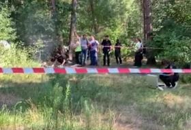 В Запорожье, вовремя отдыха на природе, было совершено убийство мужчины
