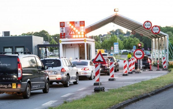 В Евросоюзе снова снова могут закрыть границы