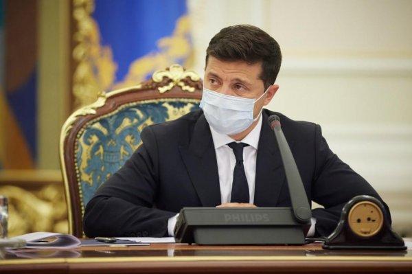 Президент Украины пообещал всем гражданам бесплатные прививки от КОВИД-19