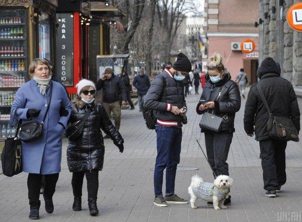 Когда в Украине прогнозируют локдаун