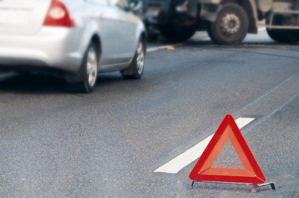 В Запорожье водитель легковушки сбил пожилого пешехода
