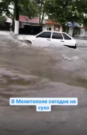 В Запорожской области осадки превысили норму