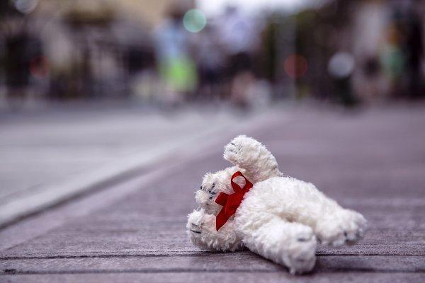 В Запорожье ребенок попал под колеса автомобиля