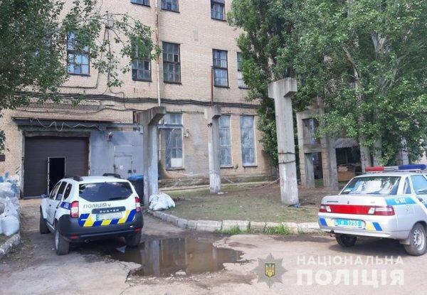 В Запорожской области на одном из предприятий произошел взрыв