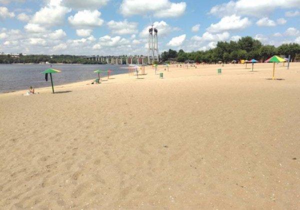 В Запорожье закрыли два пляжа