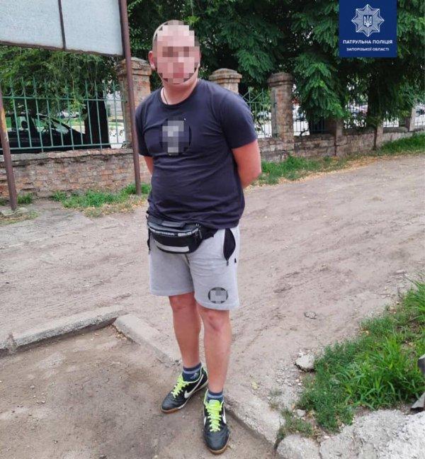 В Запорожье задержали автомобильных воришек (ФОТО)
