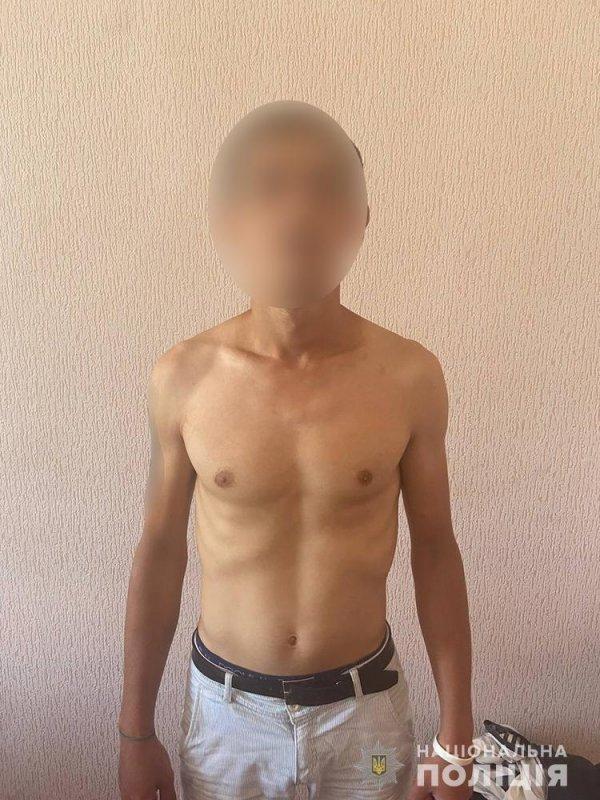 В Запорожской области задержали серийного квартирного вора (ФОТО)