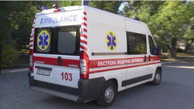 В Запорожье в одной из маршруток сильно пострадала женщина