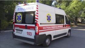 В Запорожской области в аварии пострадала женщина