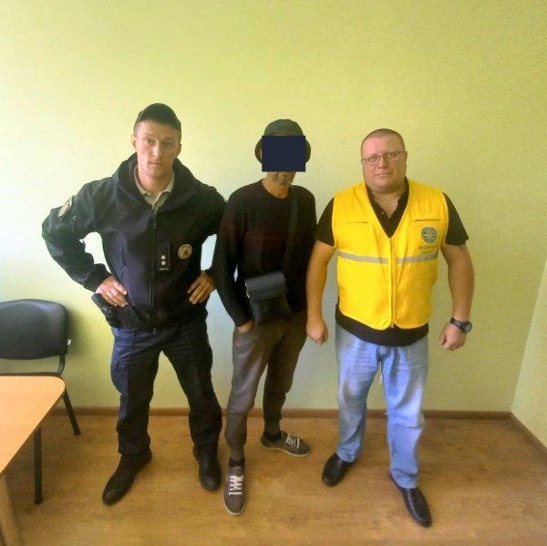 В Запорожской области выявили двух нелегалов (ФОТО)