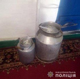 В Запорожской области мужчина хранил большую партию наркотических растений (ФОТО)